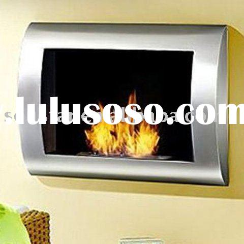 Wall Mount Ethanol Fireplaces