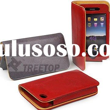 flip wallet case for iphone 4, case for iphone 4, for iphone 4 wallet case
