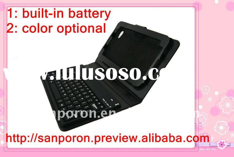 for Samsung P1000 Bluetooth Keyboard Case for ipad 2 bluetooth keyboard case for ipad2 case keyboard
