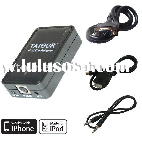 Image Gallery Ipod Adapter For Car