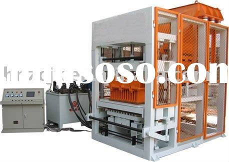 full automatic clay brick making machine