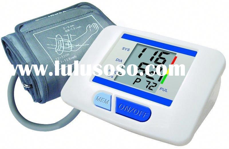 fully automatic omron digital blood pressure monitor