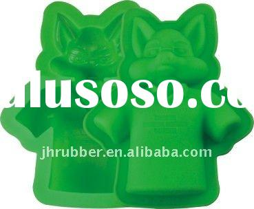Funny Sticker and Meme: Funny Shaped Silicone Cake Mould