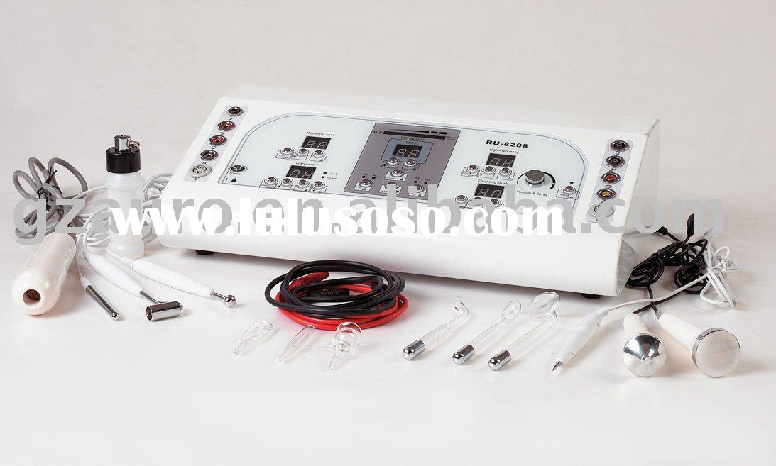 galvanic & high frequency facial care beauty equipment
