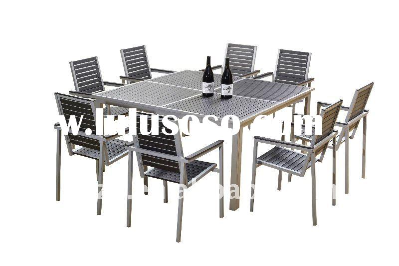 Pvc Wood Furniture ~ Plastic garden furniture