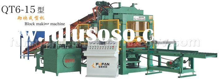 hollow block machine,concrete block machine,block making plant
