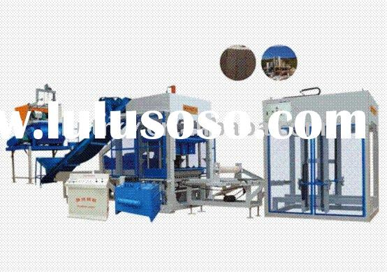 hydraulic concrete block making machine(double-layer material)