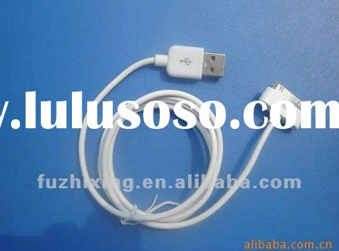 iPhone/iPod/iPad USB 2.0 Data Transfer/Charger Cable