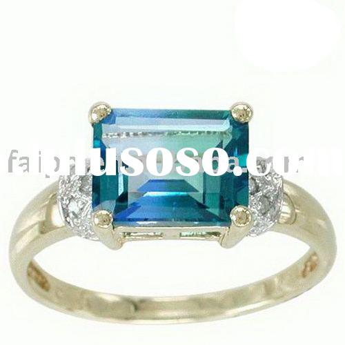 jewellery/gold ring/gemstone ring