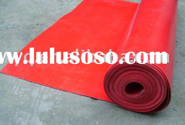 Stamped Rubber Flooring : Laser stamp rubber manufacturers in