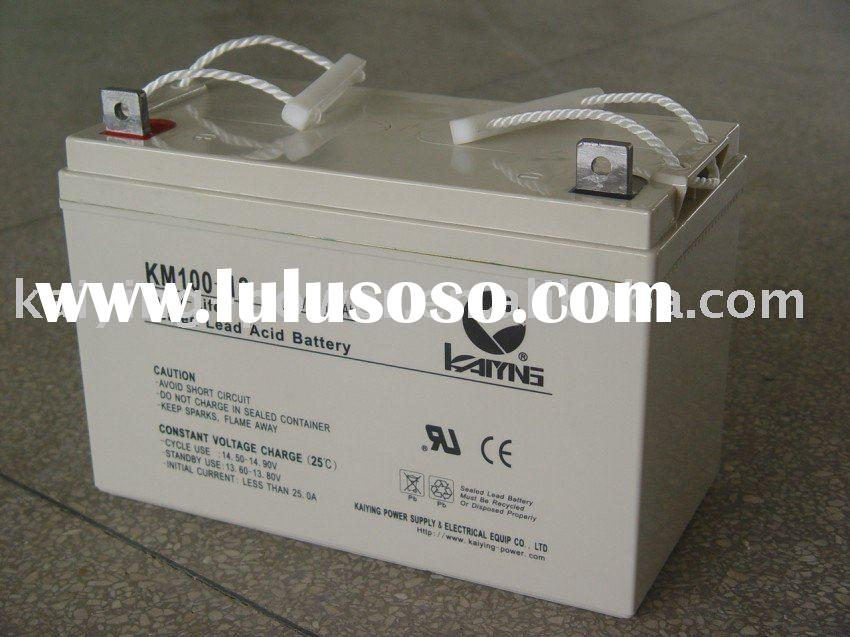 lead acid battery for UPS system