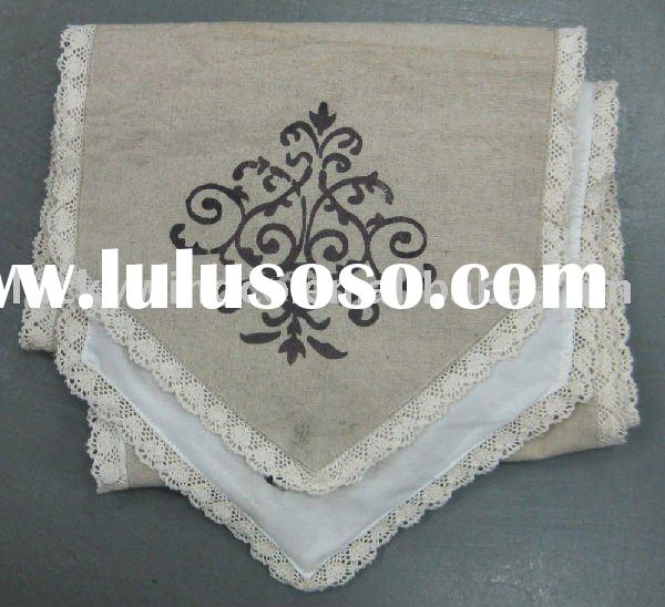 table linen runner, table linen runner Manufacturers in LuLuSoSo