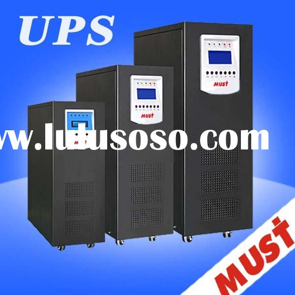 low frequency online ups built-in isolation transformer 5kva/4kwatt ups