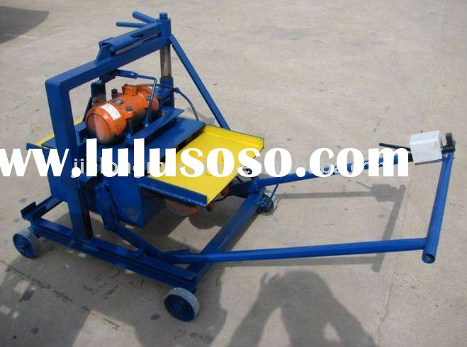 ... block machine LOW PRICE!!! Mobile concrete manual hollow block machine