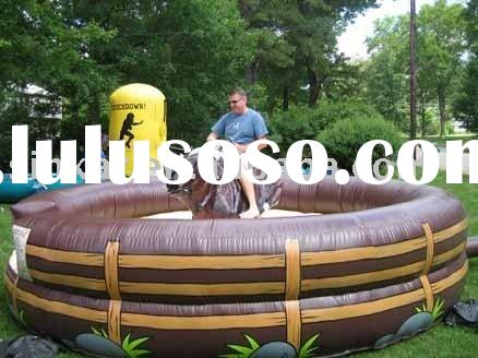 mechanical bull/inflatable sports products/inflatable toys/inflatable