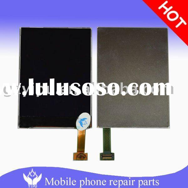 mobile phone parts for nokia X3 X2 C5 7020 lcd display screen