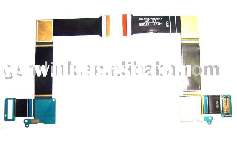 mobile phone spare parts for SAMSUNG T469 flex cable ribbon