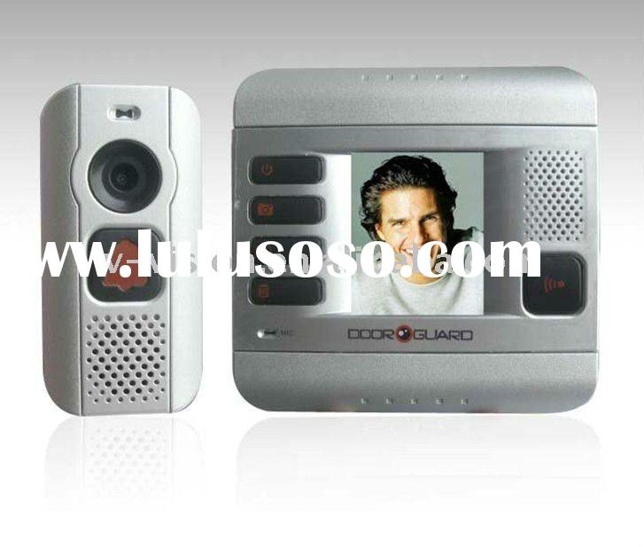 multi-functions security video door eye viewer