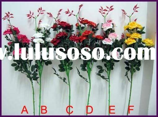 new style artificial flower rose stems