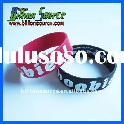 one inch wide make your own silicone bracelet