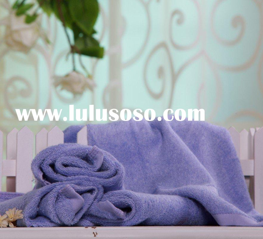 organic skin care towels