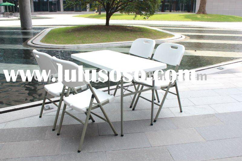 plastic outdoor folding garden tables and chairs
