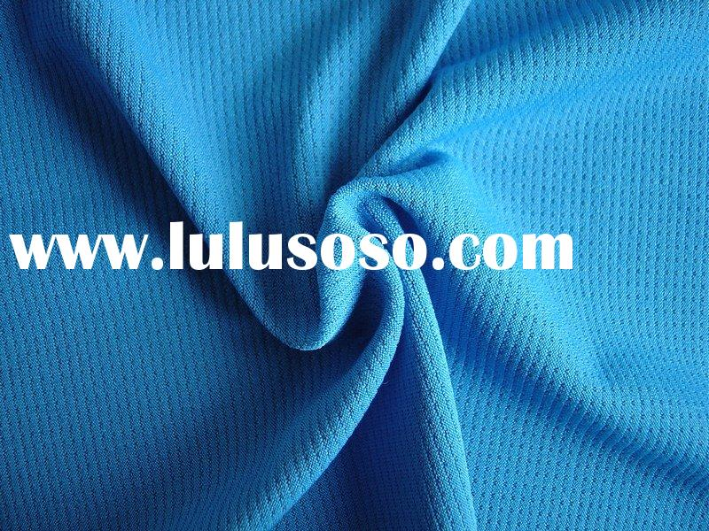 polyester/spandex mesh fabric