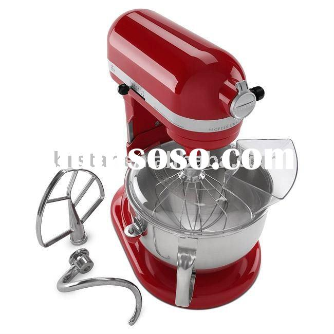 professional 5L kitchen aid electric food mixer