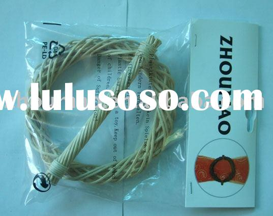 rattan curtain tie back(curtain accessories)