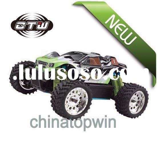 rc gas car, nitro rc car,1/16 Scale R/C Gas Powered 4WD Monster Truck