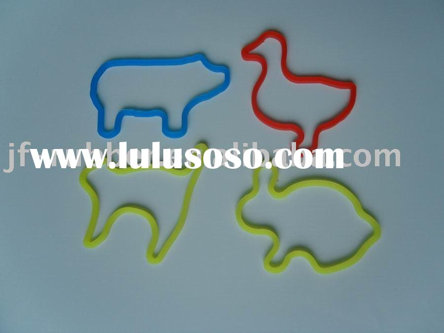 rubber band shape rubber band silicone rubber band