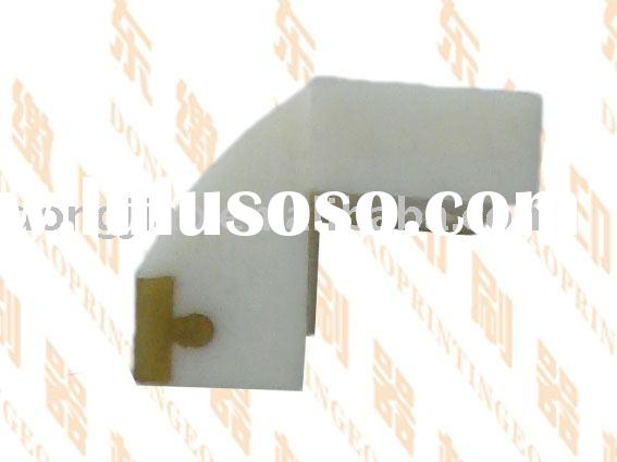 rubber gripper pad,Komori printing machine spare parts, printing equipment