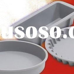 silicone bakeware set of 3 pc