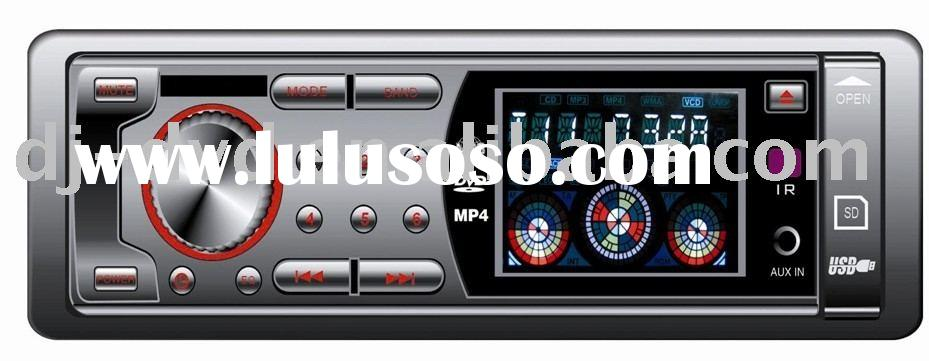 single one din auto car dvd/CD/MP3 player DJ-958