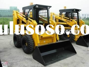 skid steer loader small bobcat loader skid loader JC45