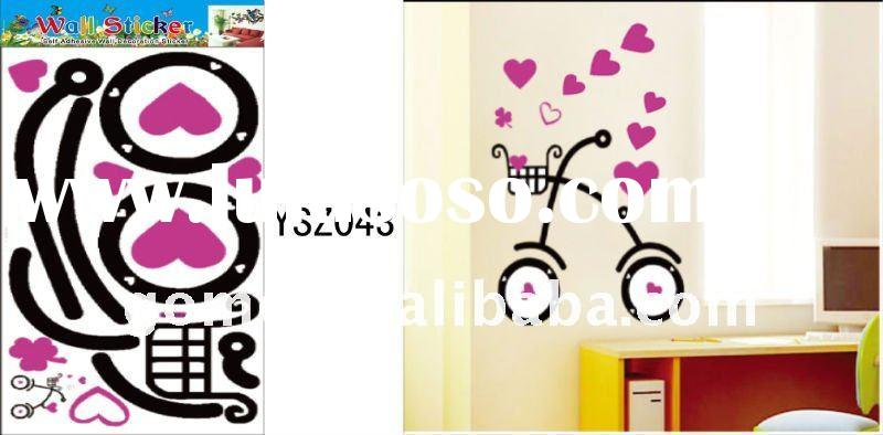 space wall stickers for kids