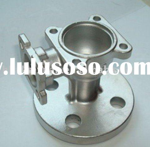 stainless steel lost wax casting investment casting CNC process