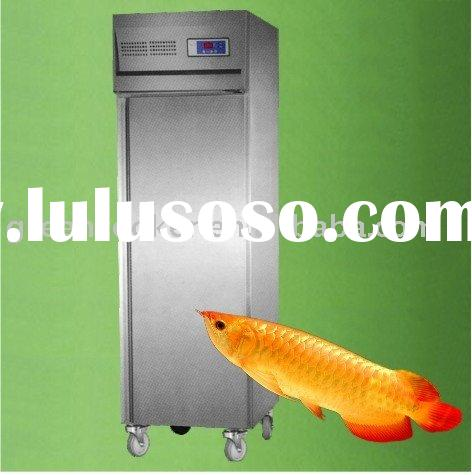 stainless steel refrigerator/ Side by Side Refrigerator/single door cool freezer cupboard