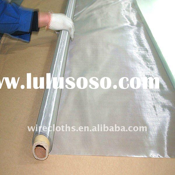 stainless steel wire mesh for touch screen printing