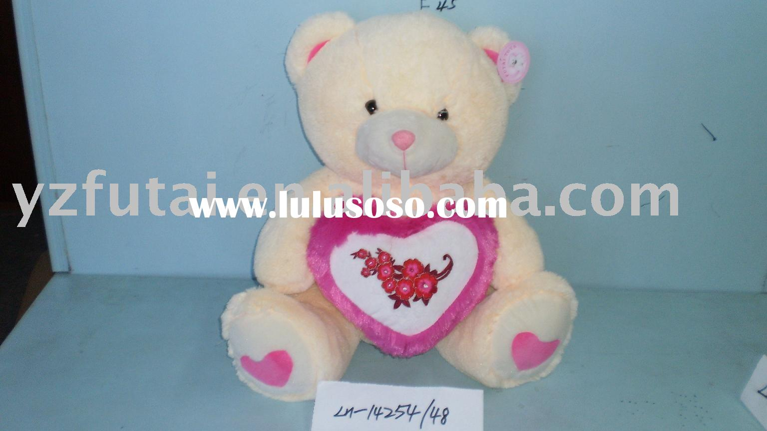 teddy bear plush toy with music