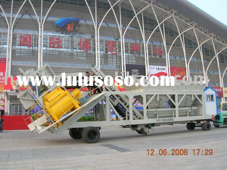 trailer cement mixer trailer cement mixer yhzs75 parameters itemsmodel