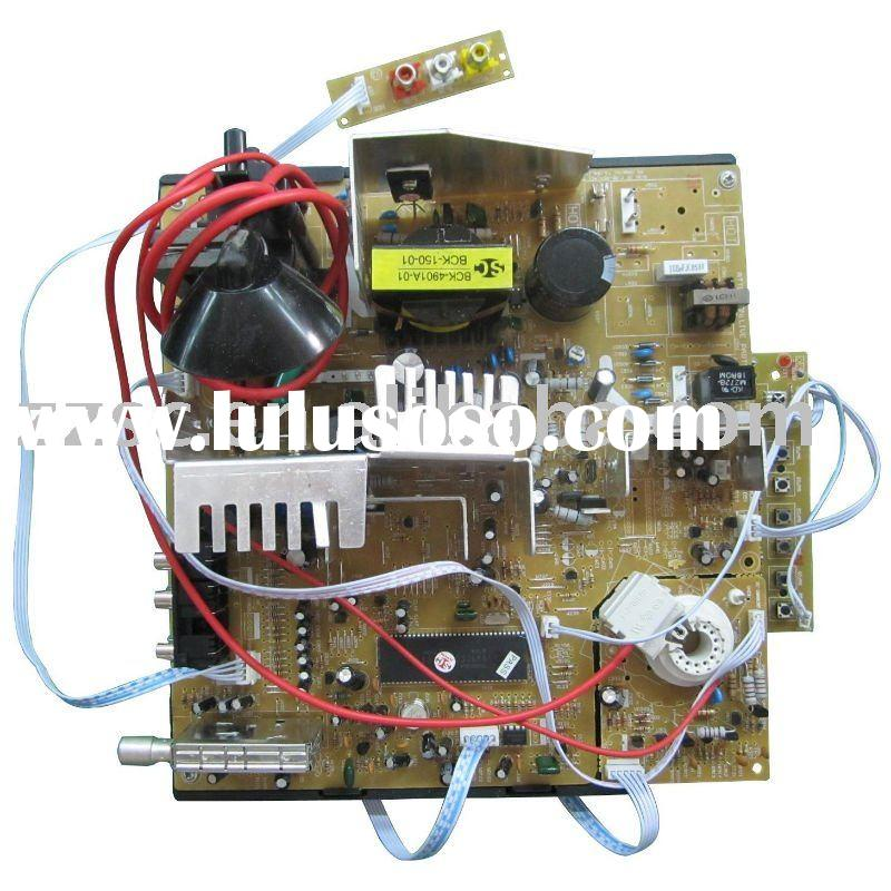 tv circuit board parts