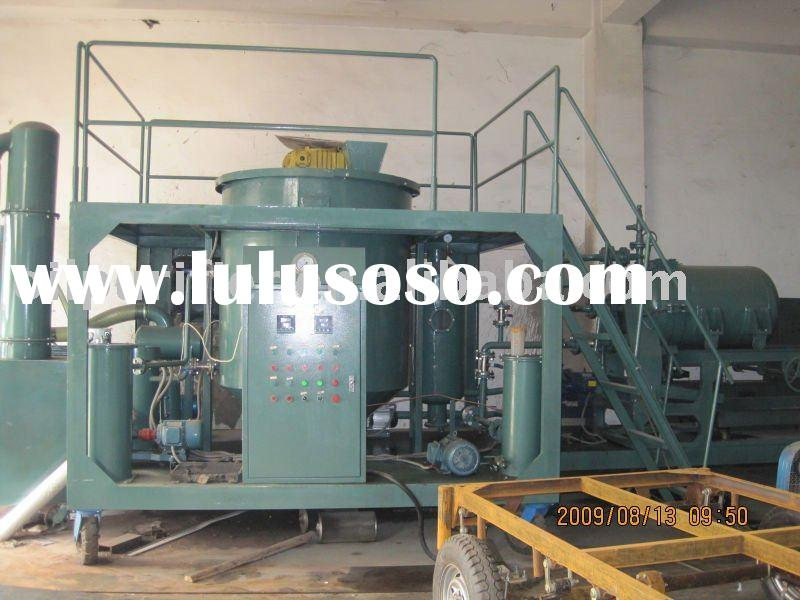 Used motor oil recycling machine used motor oil recycling for Used motor oil recycling equipment
