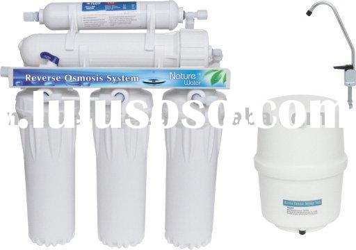 water filter/water purifier/water dispenser/ 5 stage RO system without pump