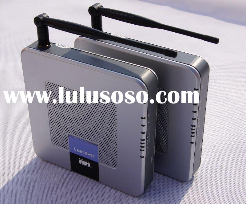 wireless router Linksys Wrtp54g Voip