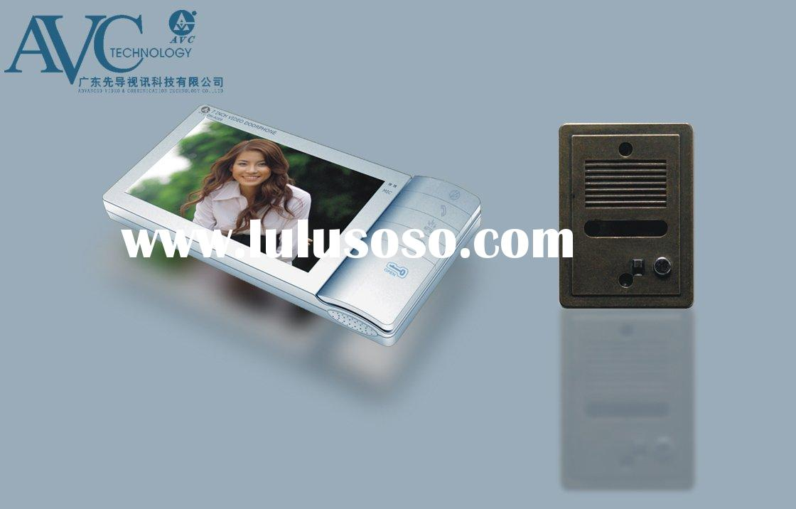 wireless video door phone system(AVC-38R02B01C)