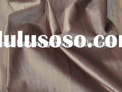 woven twill bamboo fiber (slub) velveteen for curtain fabric