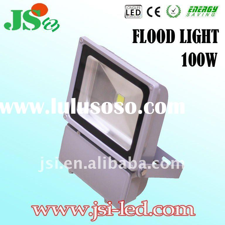 100W Led solar powered flood lights (Q)