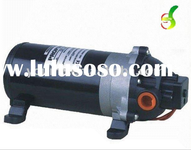12V DC high pressure water pump