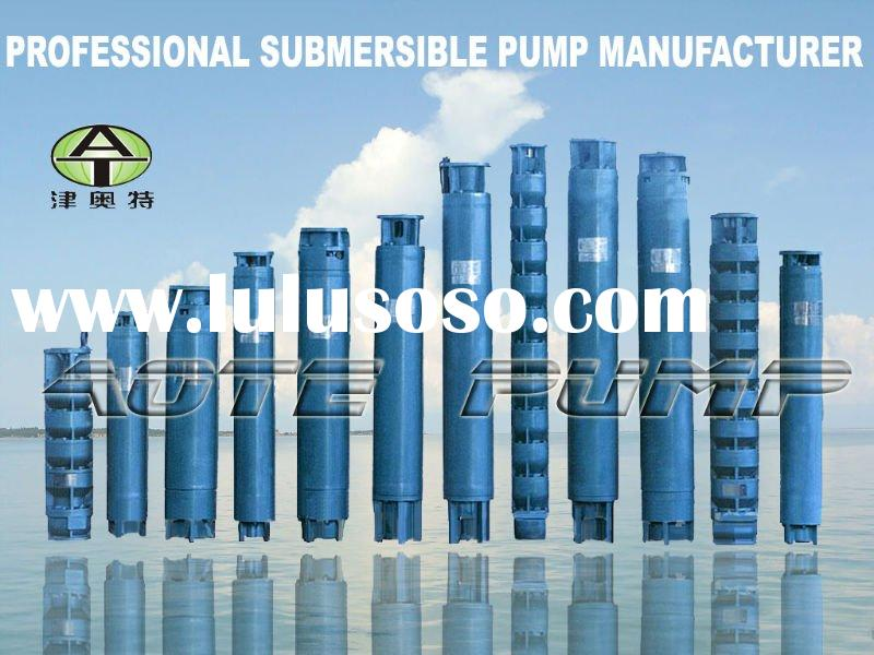 12 inch electric large capacity deep well submersible water pump